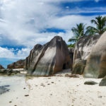 Insel La Digue Seychellen Trauminsel