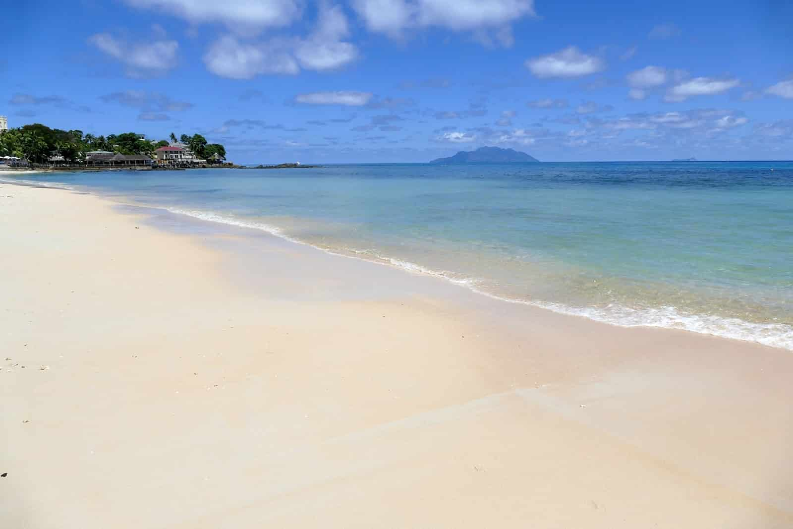 Insel Praslin Seychellen